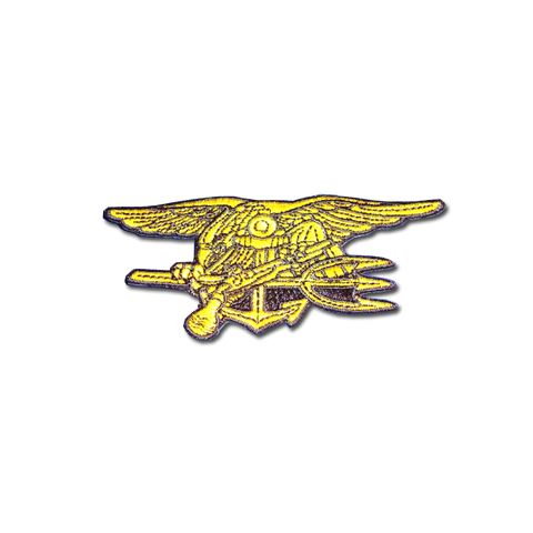 Trident Embroidered Patch - UDT-SEAL Store