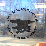 Inside Trident/Assoc. Rnd. Decal - UDT-SEAL Store  - 2