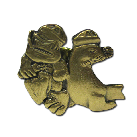 Original Freddy & Sammy Pin - UDT-SEAL Store