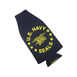 US NAVY SEAL Bottle Koozie with Trident - UDT-SEAL Store  - 4