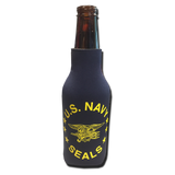 US NAVY SEAL Bottle Koozie with Trident - UDT-SEAL Store  - 3