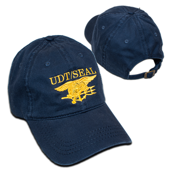 Udt Seal Trident Ball Cap Udt Seal Store