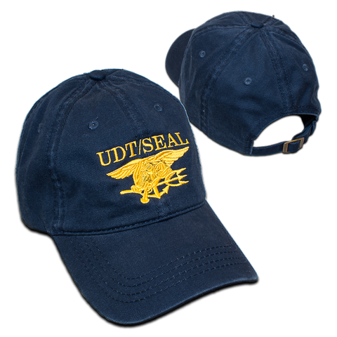 UDT/SEAL Trident Ball Cap