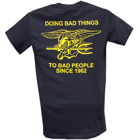 Doing Bad Things Tshirt