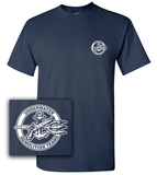 UDT Operators with Sikorsky Helo Tshirt