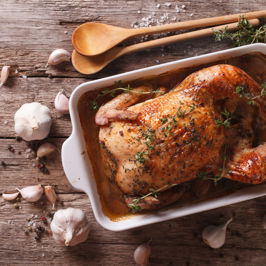 Wonderbag Roast Chicken - The Meal with No Waste