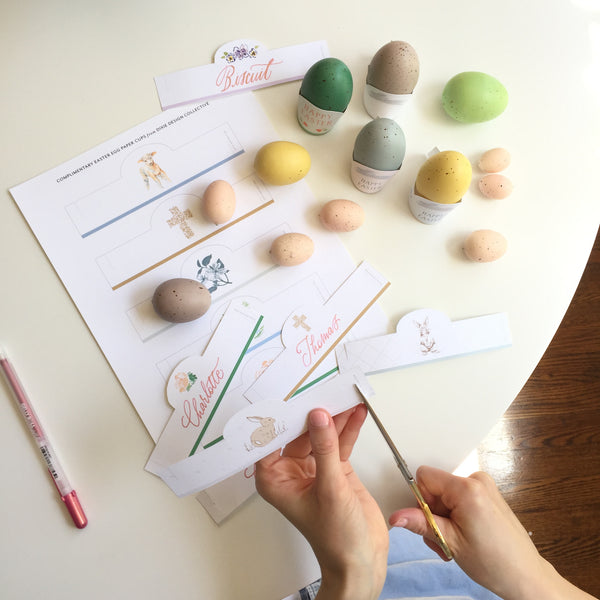 Easter Egg Stand Printable