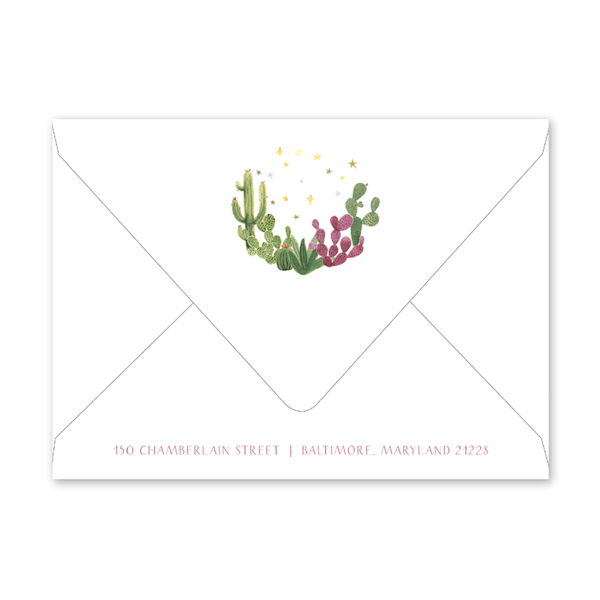 Southwest New Year Envelopes
