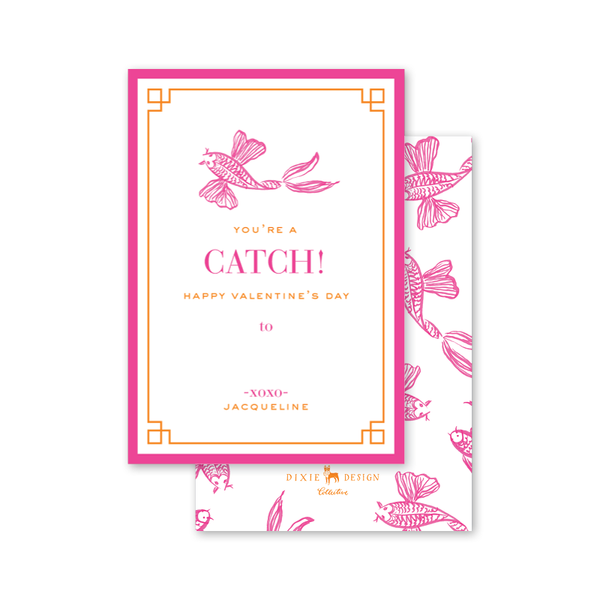 Koi Catch Valentine