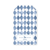 Blue Topiary Trees Gift Tags