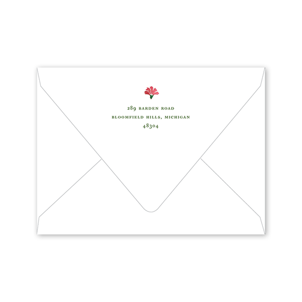 Jardin Notecard Envelopes