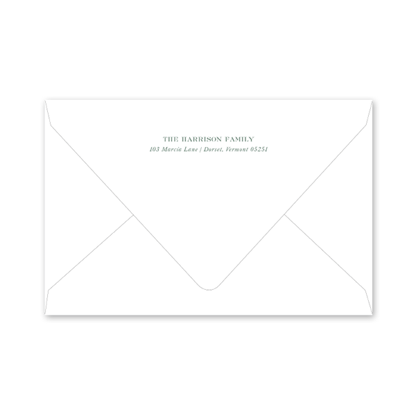 Balsam Fir Landscape Envelopes