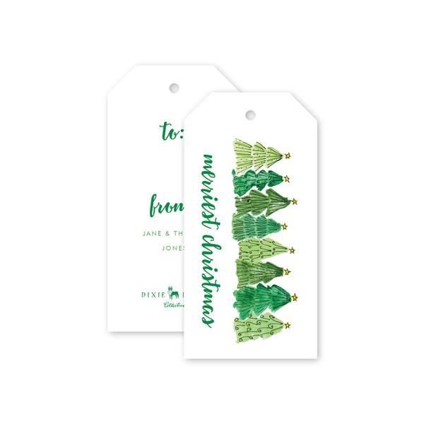 Forest's Edge Gift Tags