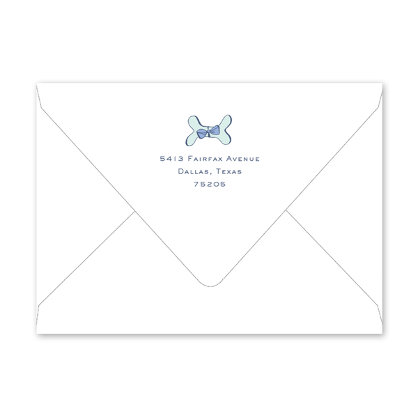 Holiday Hound Mint Envelopes