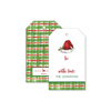 Christmas Plaid Gift Tags