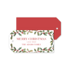 Petite Holly Garland Gift Tags