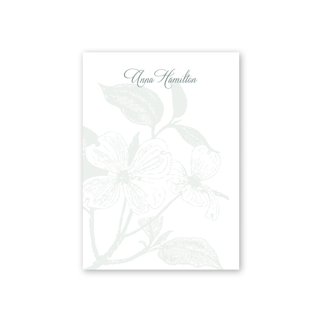 Dogwood Branch Notepad