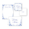 Blue and White Gift Set