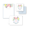 Wildflower Crest Gift Set