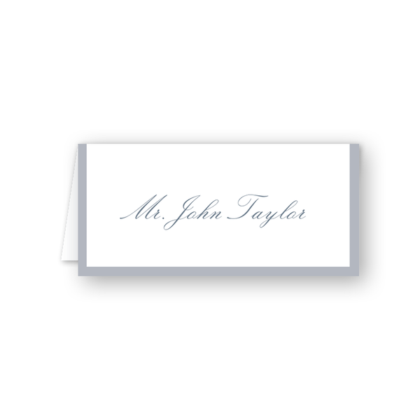 Laurel Place Card