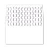 Lavender Wedding Invitation Envelope Liner