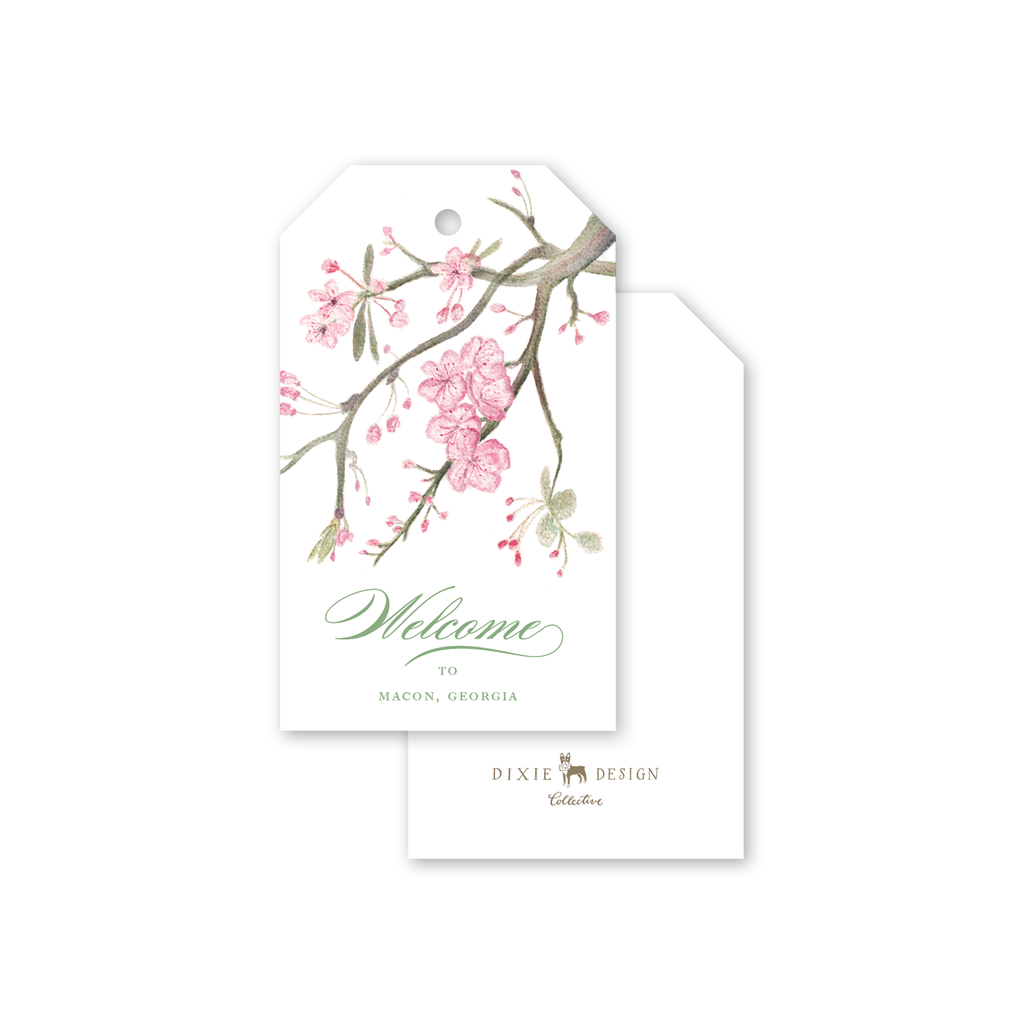 Blossom Gift Tags