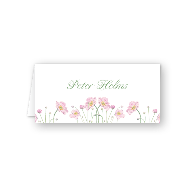 Dumbarton Place Card