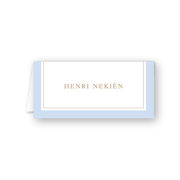 Campagne Place Card