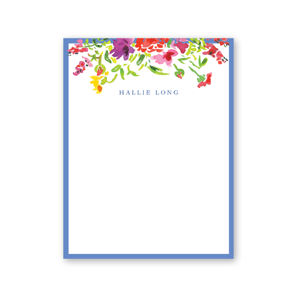 Bougainvillea Notepad