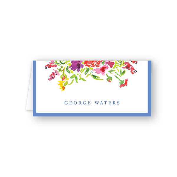 Bougainvillea Place Card