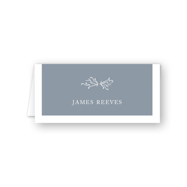 Cypress Place Card