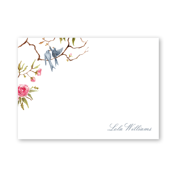 Songbird Notecard