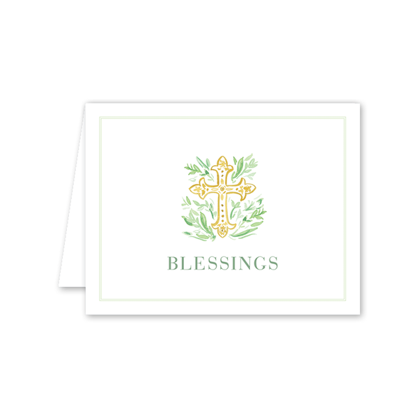 Cross Green Blessings