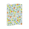 Calabria Citrus Wrapping Paper Roll