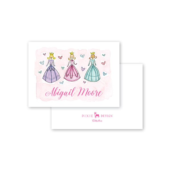 Princess Calling Card