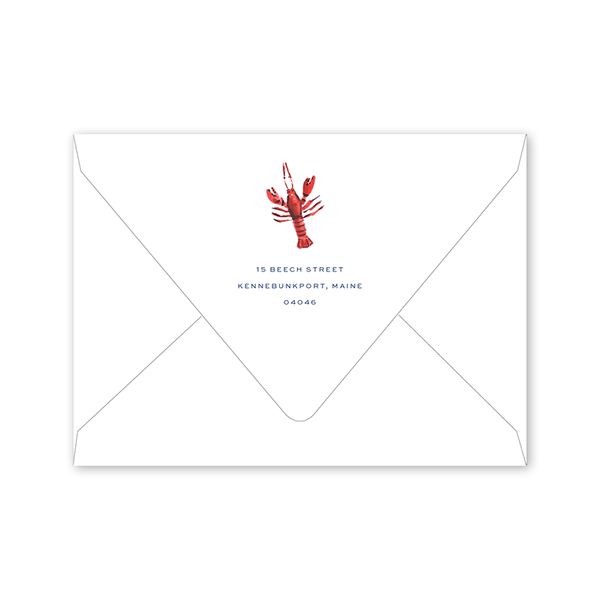 Nauset Beach Party Envelopes