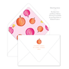 Fall Festival Pink Invitation