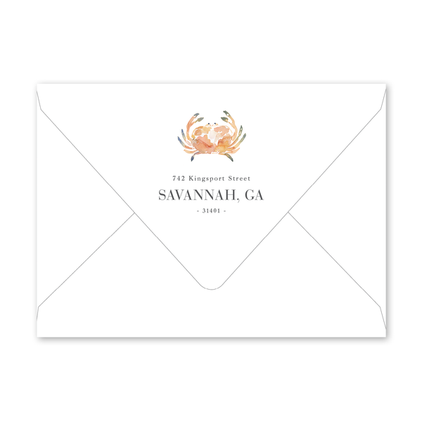 Fourth of July Cookout Envelopes