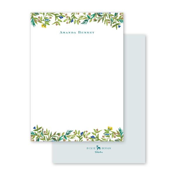 Butterfly Garden Notecard