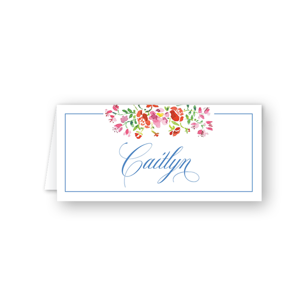 Fiesta Place Card