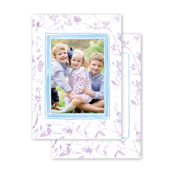 French Chinoiserie Lavender Easter