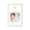 Garden Tales Trellis Birth Announcement