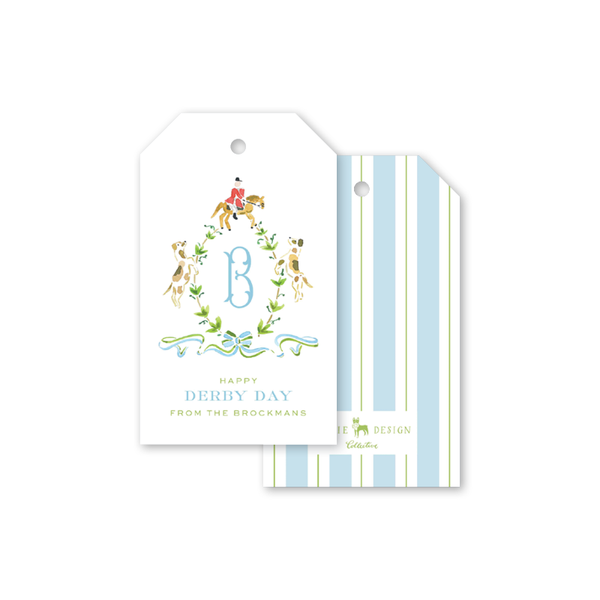 Tally-Ho Derby Gift Tags