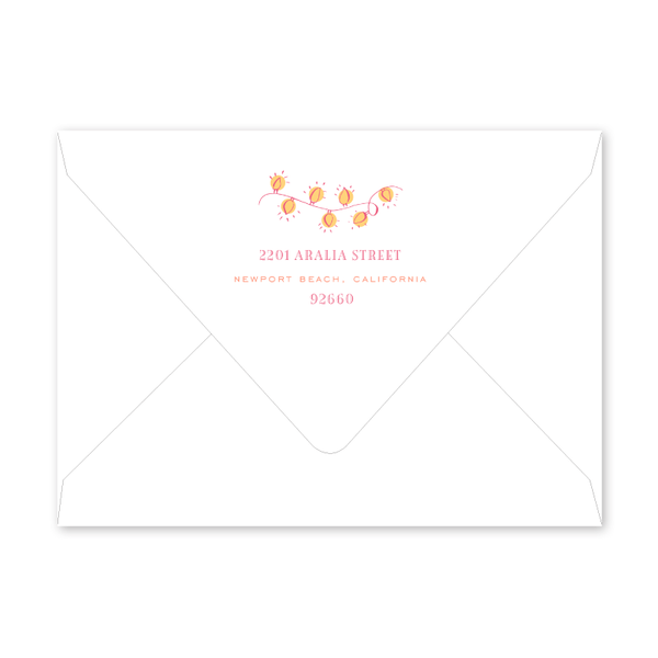 Merry & Bright Envelopes