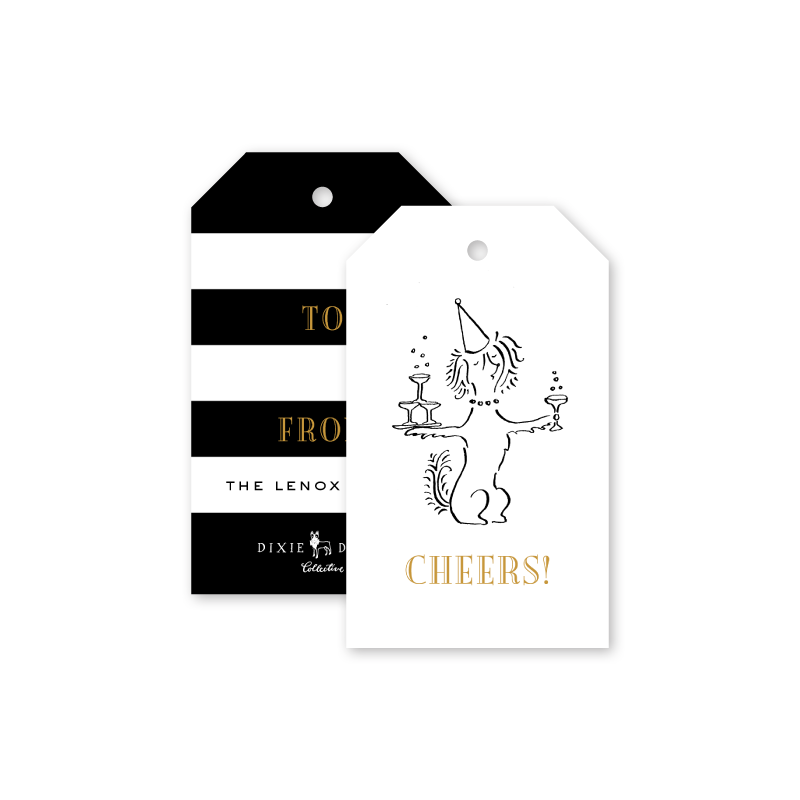 Pop Fizz Clink Gift Tags