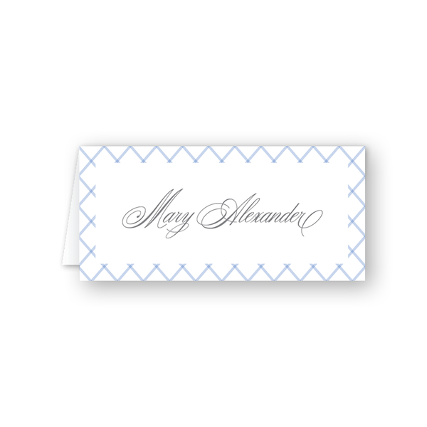 Alexandra Wreath Place Card