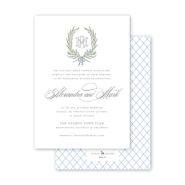 Personalized Engagement Party Invitations