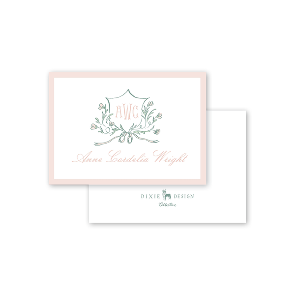Avonlea Rose Calling Card