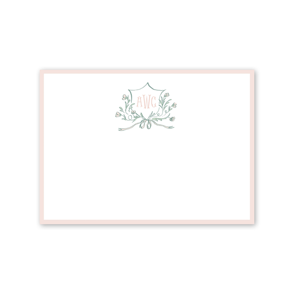 Avonlea Rose Notecard