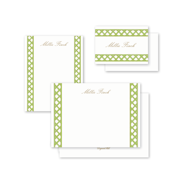 Brook Hill Lattice Gift Set